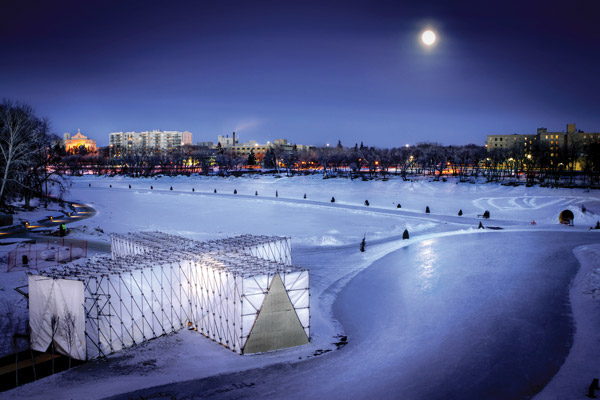 Epic Winter Adventures: Winnipeg\'s RAW:almond