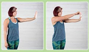 Wrist Flexor Stretch