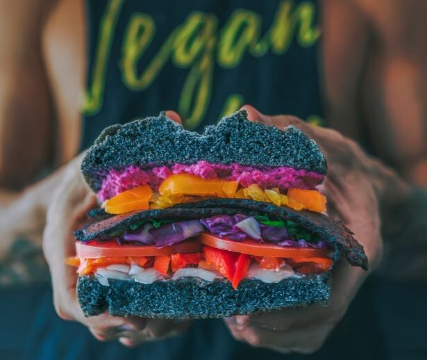 Is Becoming Vegan Hard to Stomach?