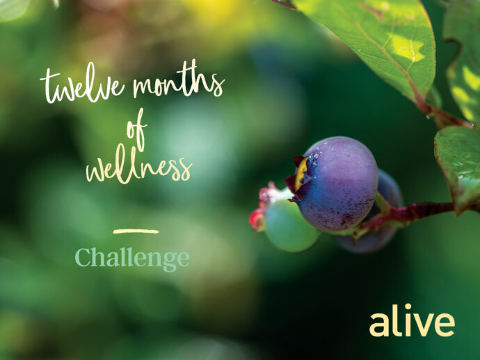 alive\'s 12 Months of Wellness: Coming Soon