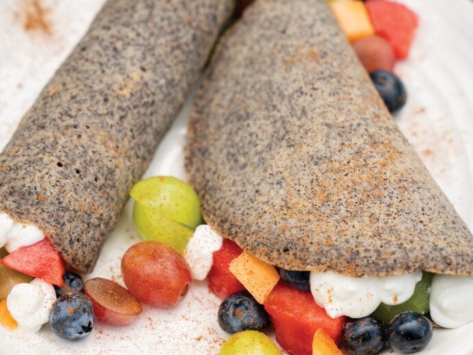 Sweet Buckwheat Crepes