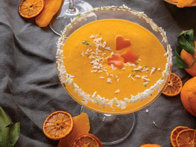 Limey Orange Smoothie